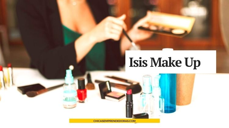 Isis Make Up: Estudio de Maquillaje
