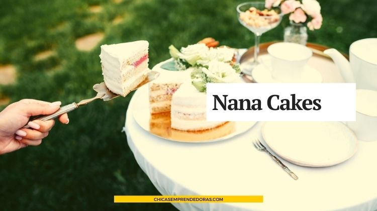 Nana Cakes: Tea Planner, Catering y Tortas