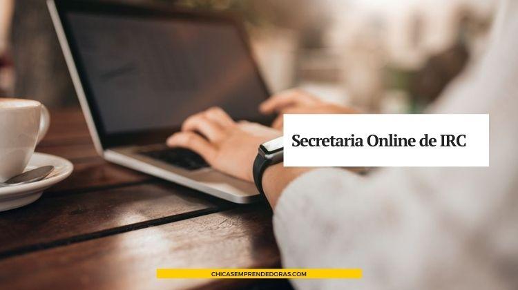 Secretaria Online de IRC: Consultora de Relaciones Internacionales