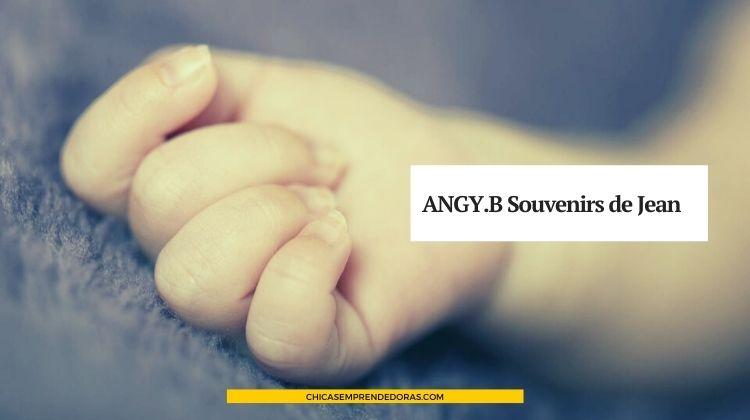 ANGY.B Souvenirs de Jean: Accesorios para Bebés y Niños