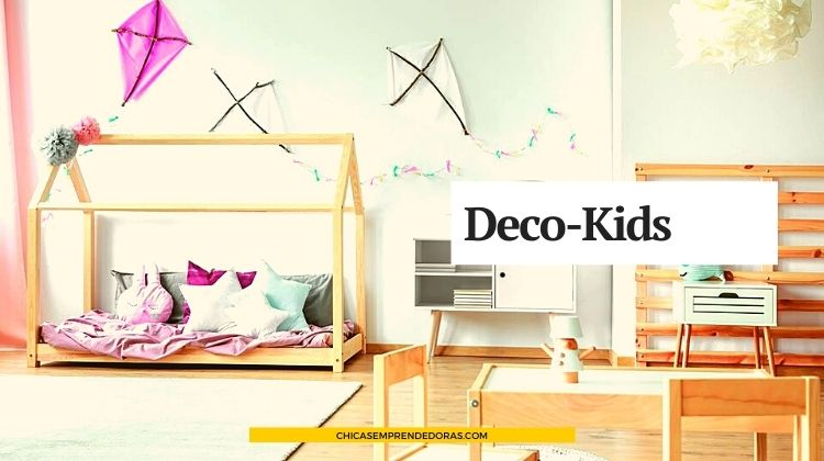 Deco-Kids: Decoración Infantil