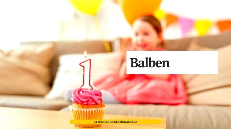 Balben: Decoración de Fiestas Infantiles