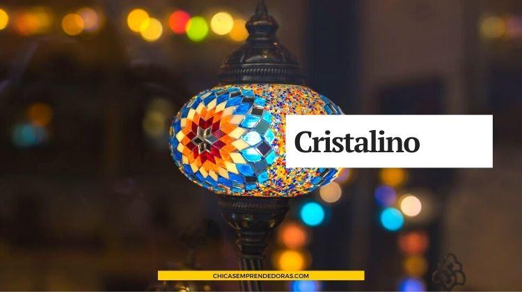 Cristalino: Diseño con Vidrio