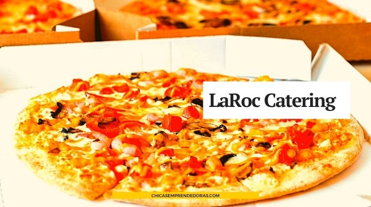 LaRoc Catering: Pizza Party y Show de Pizzas