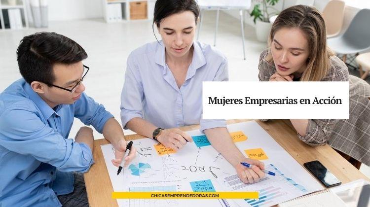 Mujeres Empresarias en Acción: Red Social de Mujeres y Hombres Empresarios