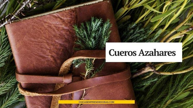 Cueros Azahares: Carteras y Accesorios en Cuero Genuino