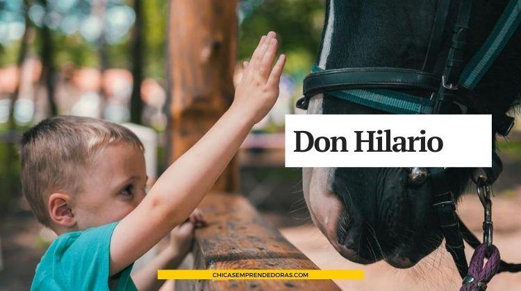 Don Hilario (Gauchadas): Tradición Gaucha para Chicos