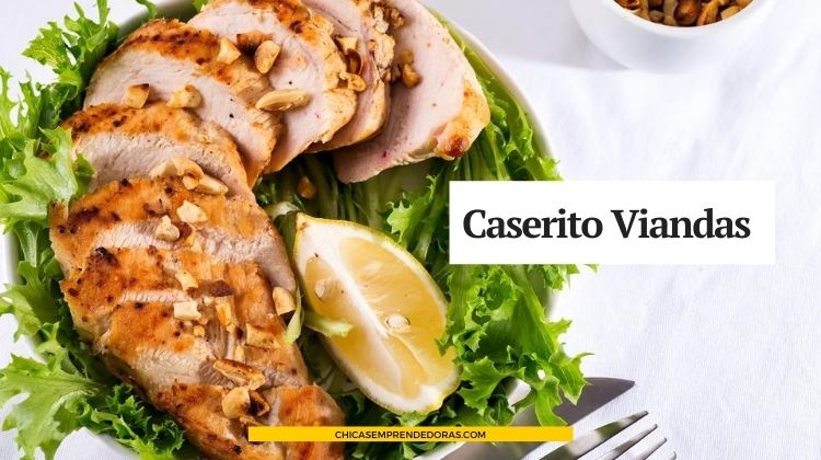 Caserito Viandas: Viandas Caseras