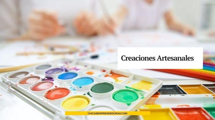 Creaciones Artesanales: Pintura Decorativa, Tejidos y Souvenirs