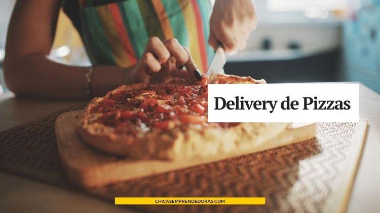 Delivery de Pizzas y Empanadas - Por Silvana Duhalde
