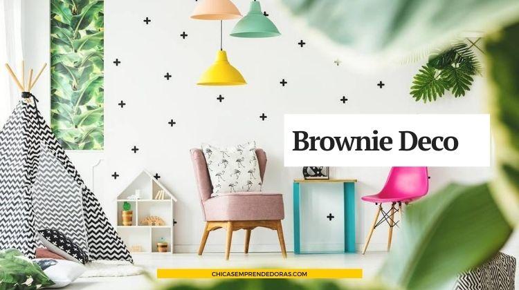 Brownie Deco: Decoración de Espacios Infantiles