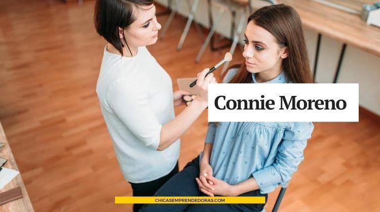 Connie Moreno: Maquillaje y Belleza