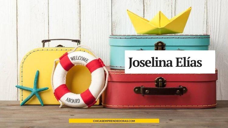 Joselina Elías: Asesora de Viajes