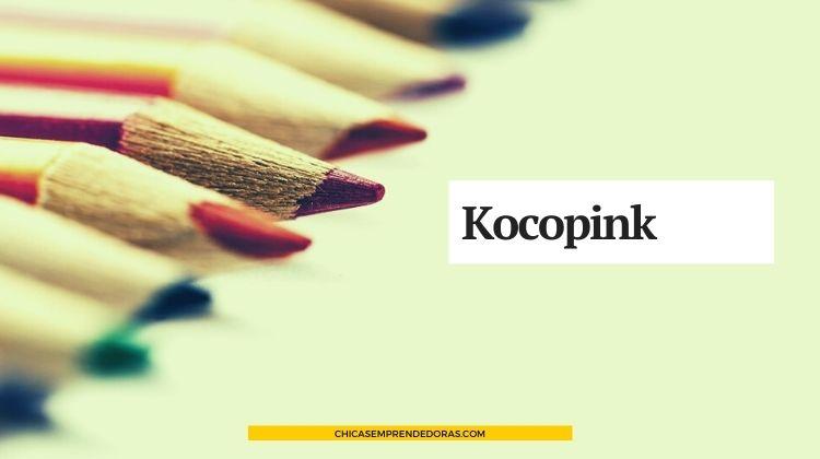 Kocopink: Ilustraciones de Muñecas, Lámparas y Artesanías