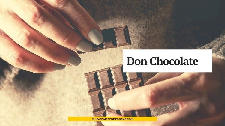 Don Chocolate: Red Social para Amantes del Chocolate