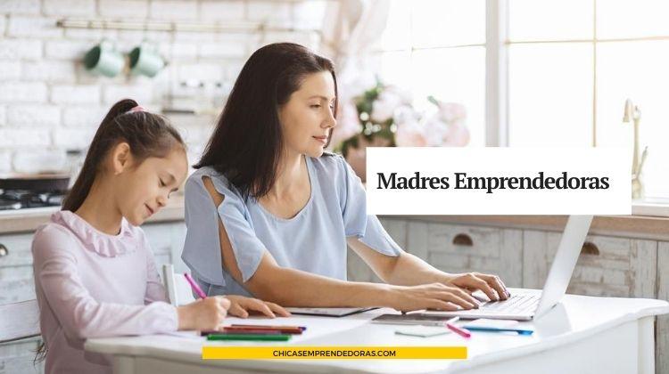 Madres Emprendedoras: Red Social de Mamás que Emprenden