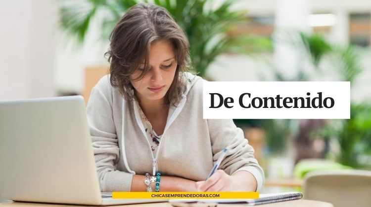 De Contenido: Estudio de Redacción y Comunicación