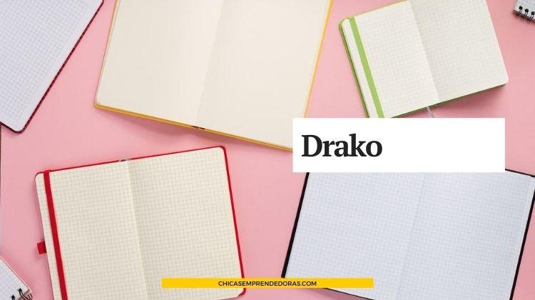 Drako: Objetos Artesanales