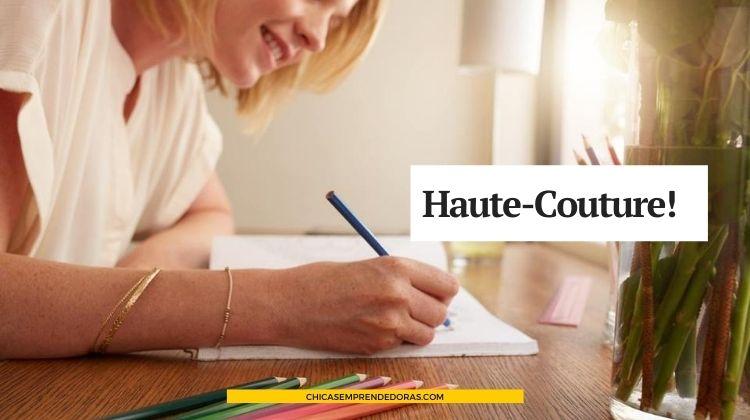 Haute-Couture!: Ilustraciones a Medida