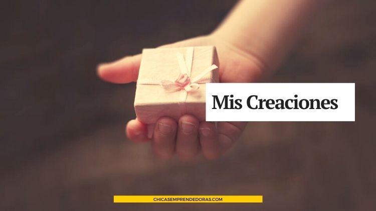 Mis Creaciones: Trabajos Artesanales