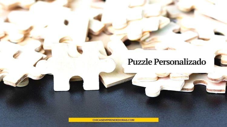 Puzzle Personalizado: Rompecabezas de Madera