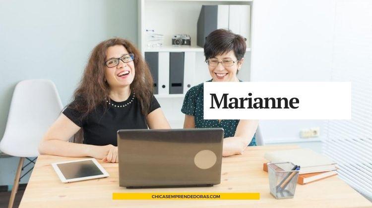 Marianne: Mujeres de Negocios Franco-Argentinas