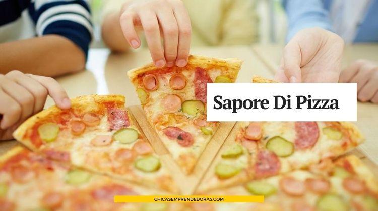 Sapore Di Pizza: Servicio de Pizza Party