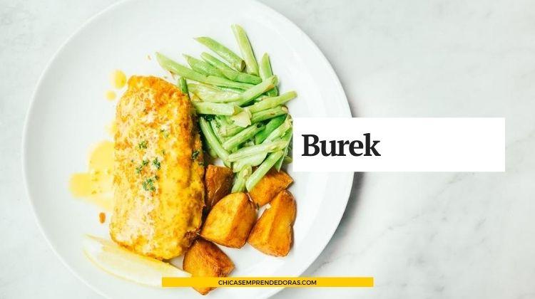 Burek: Catering Para Particulares y Empresas