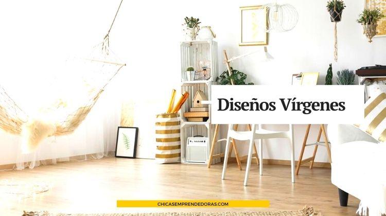 Diseños Vírgenes: Objetos de Decoración
