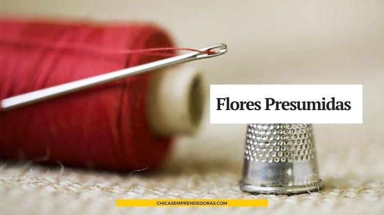 Flores Presumidas: Accesorios de Moda con Flores de Tela