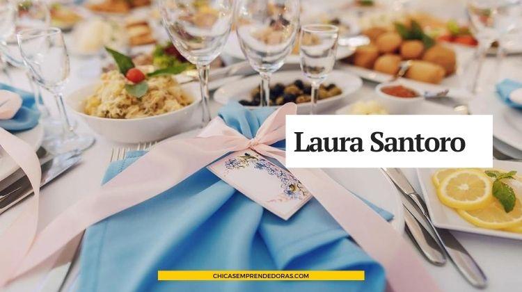 Laura Santoro: Organización de Eventos y Wedding Planner