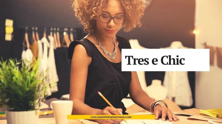 Tres e Chic: Complementos Personalizados