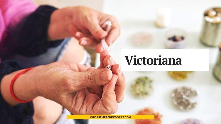 Victoriana: Diseño de Accesorios de Bijouterie