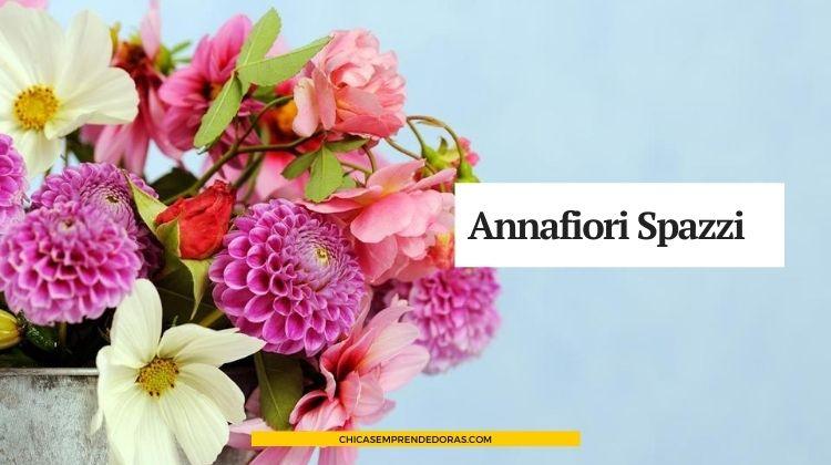 Annafiori Spazzi: Florería en el DF