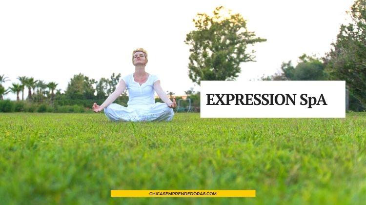 EXPRESSION SpA: Salud y Bienestar