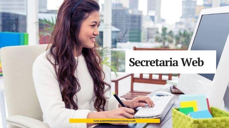 Segundas Partes Fueron Buenas: Secretaria Web