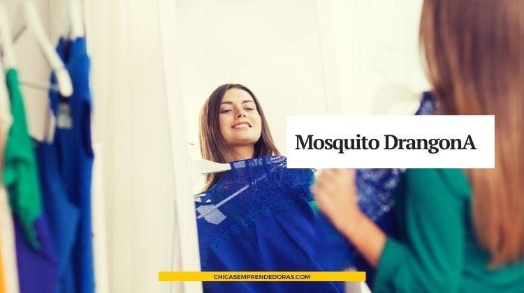 Mosquito DragonA by Pau Suárez: Diseñadora de Indumentaria y Textil