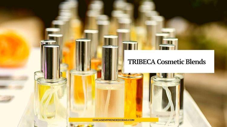 TRIBECA Cosmetic Blends: Combinación de Esencias y Fragancias