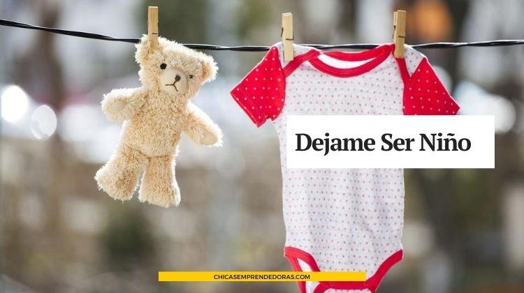 Dejame Ser Niño: Productos Realizados en Tela para Bebés y Niños