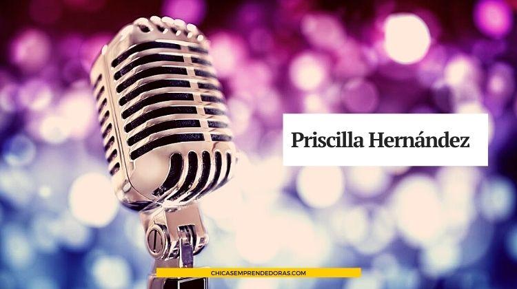 Priscilla Hernández: Compositora, Cantante, Artista Visual e Ilustradora