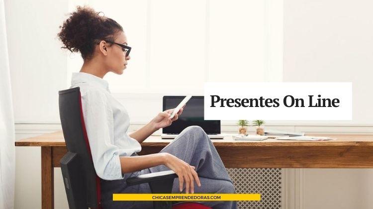 Presentes On Line: Acciones de Marketing 2.0