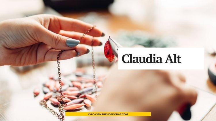 Claudia Alt: Diseño de Accesorios y Bijouterie