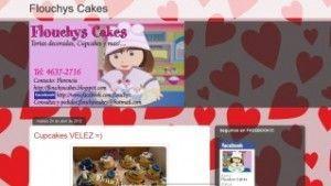Flouchys Cakes.