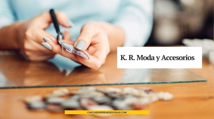 K. R. Moda y Accesorios: Accesorios, Complementos y Bisutería