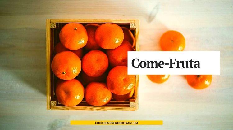 ComeFruta: Plataforma eCommerce Venta de Fruta y Verdura de la Huerta