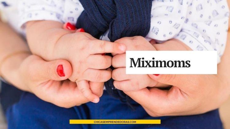 Miximoms: Red Social de Madres