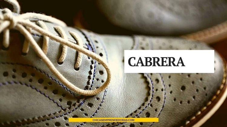 CABRERA Diseño de Autor: Balerinas, Acordonados y Botinetas