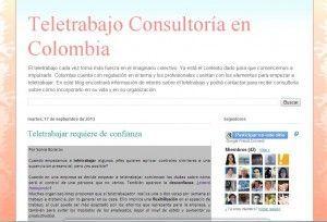 Herlaynne Segura Jiménez. Teletrabajo Consultoría en Colombia.