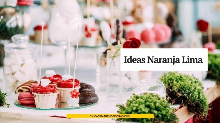 Ideas Naranja Lima: Decoración y Ambientación de Eventos