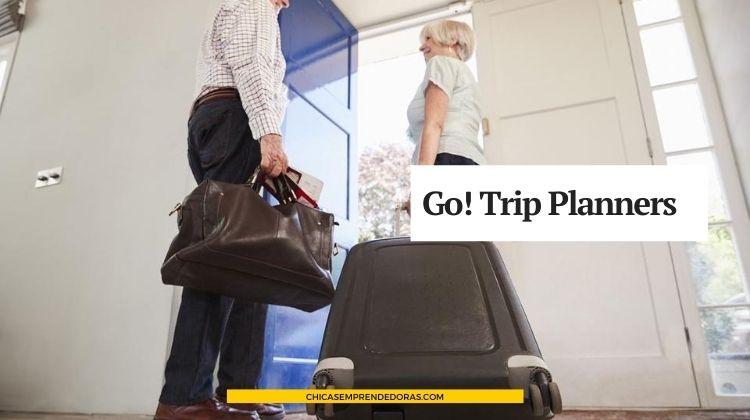 Go! Trip Planners: Confección Artesanal de Viajes